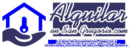 www.alquilarensangregorio.com – La guía de casas, cabañas, hoteles y todos los alojamientos para alquilar en San Gregorio de Polanco.