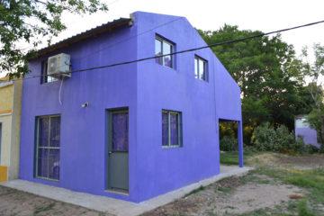 Barranco violeta - Cabaña para alquilar