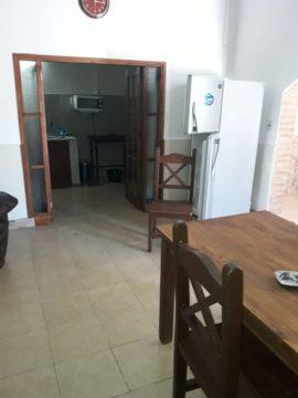 Casa para 9 personas en calle J.P.Varela